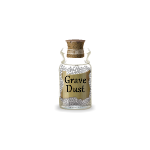 Jar With Grave Dust