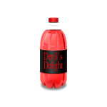 Devil Delight Bottled Drink