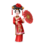 Empress China Doll