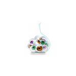 Eyeballs in Glass Flask
