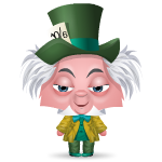 Mad Hatter Mini Buddy