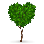 Heart Shaped Topiary Tree