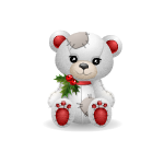 Patches Bear - Christmas Edition