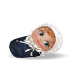 Pilgrim Baby Mini Buddy