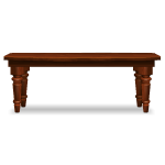 Pilgrim Wooden Table