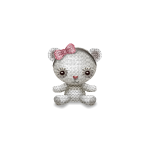 Amigurumi Bear Girl