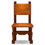 Pilgrim Wooden Chair