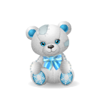 Patches Bear - Winter Edition