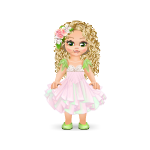 Animated Spring Doll