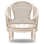 Elegant Rattan Chair