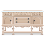 Elegant Beige Chest of Drawers