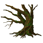 Fantasy Forest Tree Trunk 1