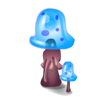 Fantasy Jelly Mushrooms 1