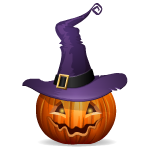 Spooky Witch Pumpkin