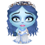 Corpse Bride Mini Buddy