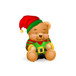 Elf Teddy Bear