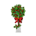 Christmas Mood Decorative Tree