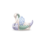 Patches Porcelain Swan