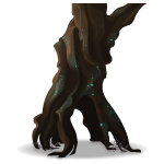 Fantasia Tree Trunk