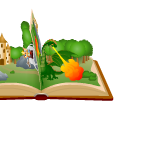 Animated Fairy Tale Book