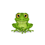 April Special Baby Frog
