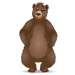 Dancing Balu Bear