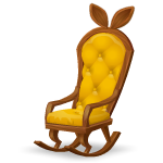 Habi - Rabbit Ears Rocking Chair