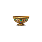 Gold Royal Bowl