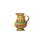 Gold Royal Jug