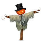 Pumpkin Head Strawman