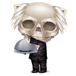 Bones the Butler