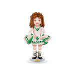 Irish Girl Figurine Keepsake