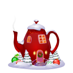 Teapot Shaped House