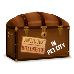 Antique Roadshow Chest