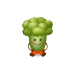 Broccoli Plushie