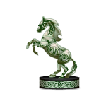 Celtic Horse Figurine