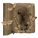Labyrinth Entomology Book
