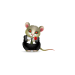 Vamp Mouse Groom