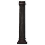 Gothic Mansion Column