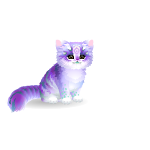 Banner Magical Color Changing Kitty