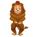 Oz Friend Lion