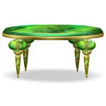 Emerald Coffee Table