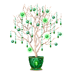 Emerald Palace Tree
