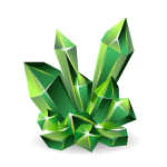 Emerald Crystals 1