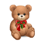 Supersize Christmas Teddy Bear
