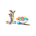 Easter Painting Set 1