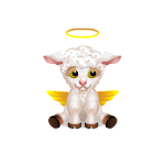 Heavenly Lamb Plushie