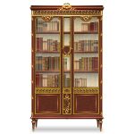 French Aristocrat Bookcase