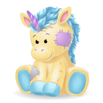 Supersize Unicorn Plushie
