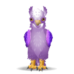 Banner Animated Baby Hippogriff